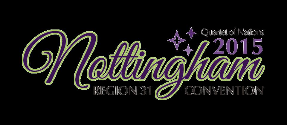 Nottingham 2015 Region 31 Convention